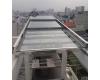 Công trình thi công giếng trời 3 cánh tại Quận Bình Thạnh
