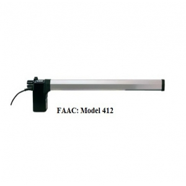 Motor Cánh Tay Đòn Cửa Cổng Mở Cánh FAAC 412