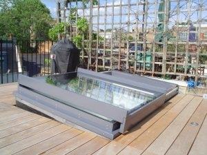 Mở giếng trời - Cách tăng sinh khí cho ngôi nhà bạn